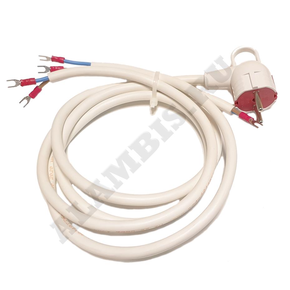 Комплект проводов для подключения ТЭНа через регулятор напряжения.